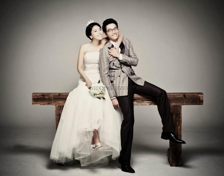 Korea Pre-Wedding Photoshoot - WeddingRitz.com » Kuho Studio 2013 New sample photos (Musical actor Min, Woo-Hyuk and girl group LPG's Semi)