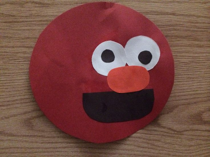 17 best images about sesame street crafts on pinterest for Elmo arts and crafts