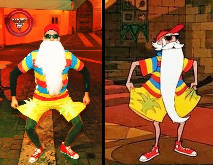 Carnevale - Costume Mago Merlino