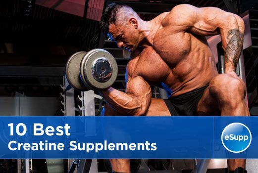 10 Best Creatine Supplements | eSupplements.com