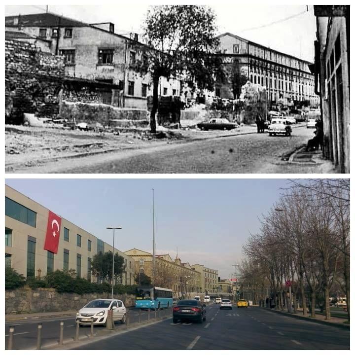 Cibali - 1960'lar ve Günümüz Paylaşım için Sn. Osman Bahadır bey'e teşekkür ederiz.