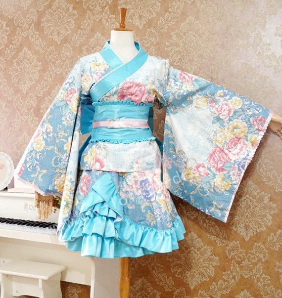 Beautiful Wa Lolita dress