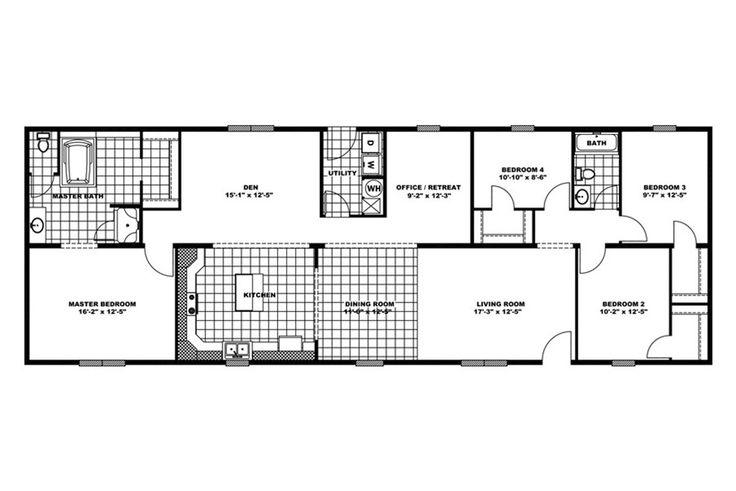 17 best images about oakwood home plans on pinterest for Oakwood floor plans