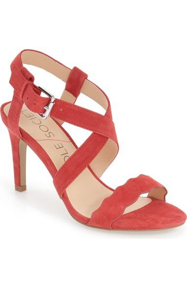 Sole Society 'Seraphina' Sandal (Women) available at #Nordstrom