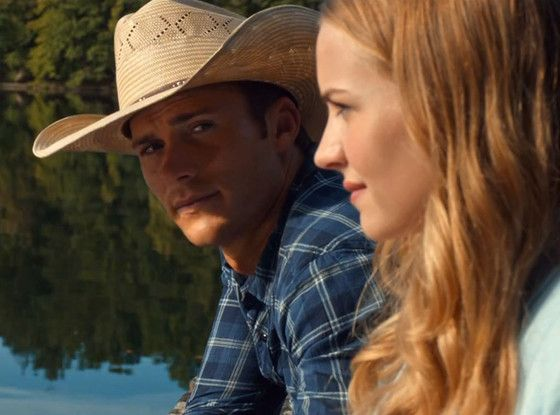 Scott Eastwood's Hotness in The Longest Ride Trailer Is Ridiculous   E! Online Mobile