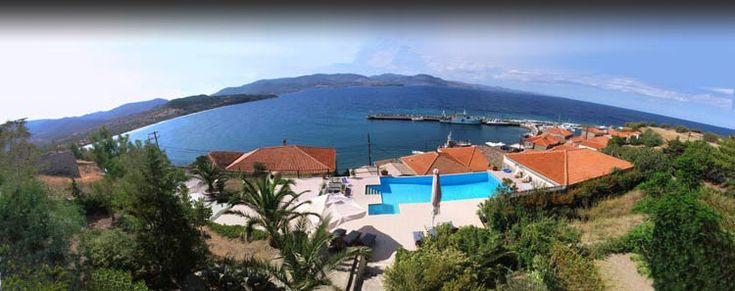 VILLA MOLOVA, Molyvos Village, Lesvos, Greek Islands, North Aegean Sea. www.villamolova.com
