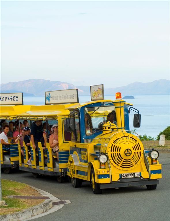 The Tchou Tchou Train   Shore Excursion   Carnival Cruise Lines Australia