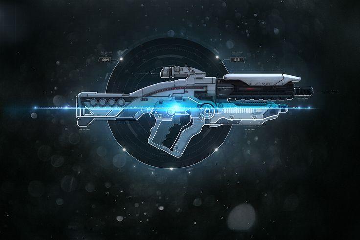Mass Effect Andromeda - User Interface Design on Behance