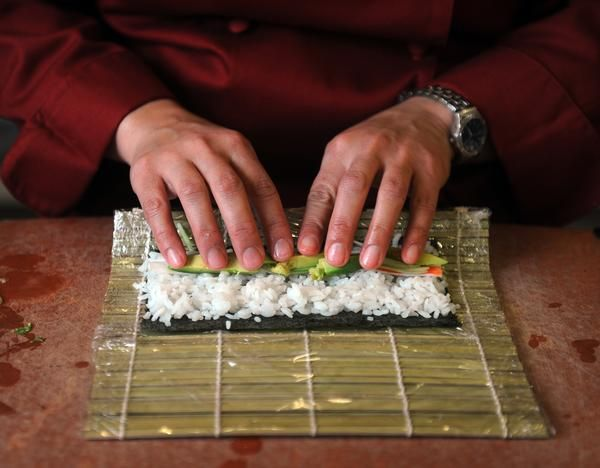 Sushi for beginners: Five steps to making sushi at home