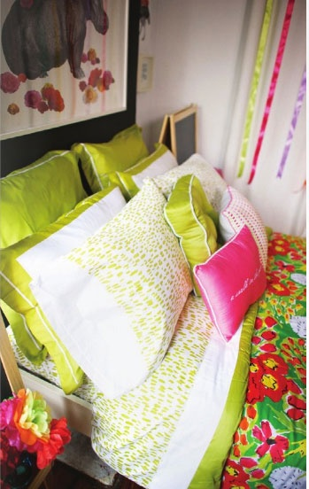 88 best Kate Spade Inspired Rooms images on Pinterest   Home ...