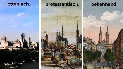 magdeburg ulrichskirche   Ulrichskirche: Ottonisch. Protestantisch. Bekennend.