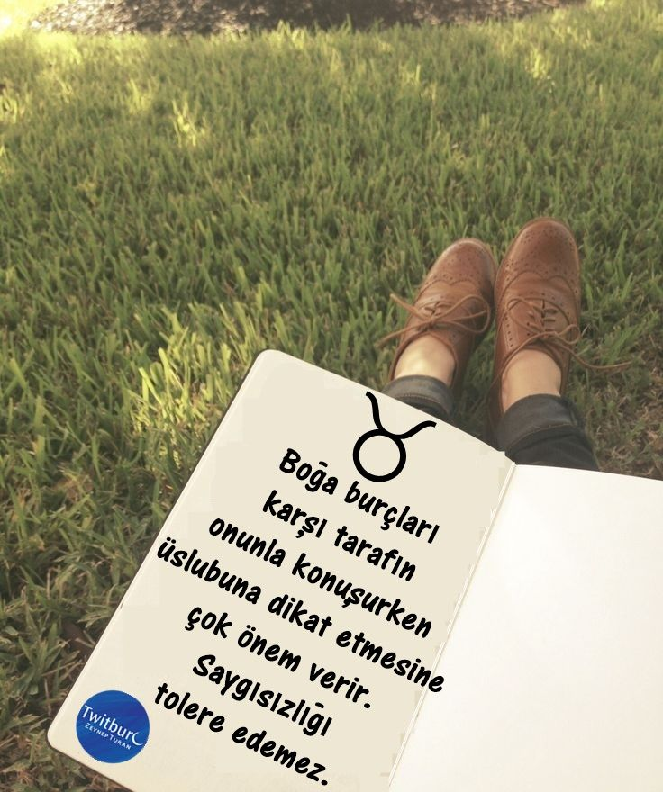#Boğa Burcu