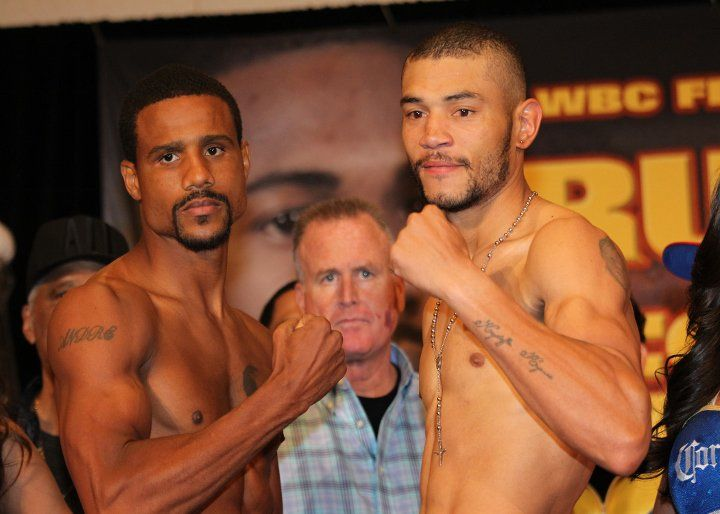 Super middleweight Andre Dirrell is preparing for his rematch with Jose Uzcategui by working with renowned trainer Virgil Hunter and former pound-for-pound great Andre Ward ahead of his showdown for the Interim IBF Super Middleweight title Saturday, March 3 live on SHOWTIME (9 p.m. ET/6 p.m. PT) from Barclays Center, the home of BROOKLYN BOXING™.