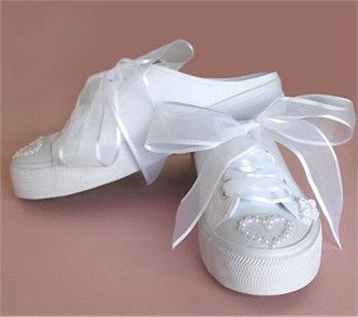 9739d8a57a0b Sneakers for Brides