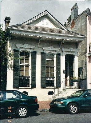 New Orleans charm    Creole CottageShotgun HouseNew  152 best Creole Houses images on Pinterest   Creole cottage  . New Orleans Creole Cottage House Plans. Home Design Ideas