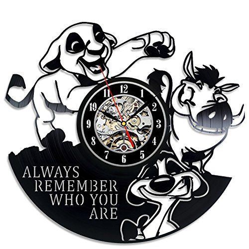 Get ready to rock all the time Disney style, with these fun Disney Record Clocks, that have been cut from real vinyl records. They are actually real working clocks, how neat is that? These Disney Cartoon Vinyl Record Wall Clocks are made of old vinyl records. They are 12 inch records, so they are a decent …