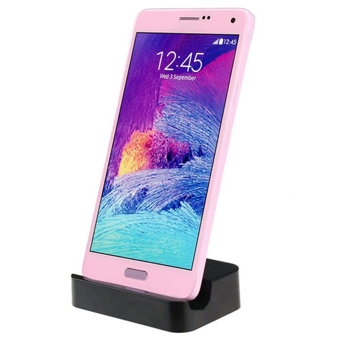 Universal Chargers Mobile Phone Original Chargers Universal Micro USB Charging Syncing Docking Station Dock for Cell Phone #WEW