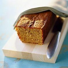 Torta de banana casera y facil | Tortas faciles y caseras