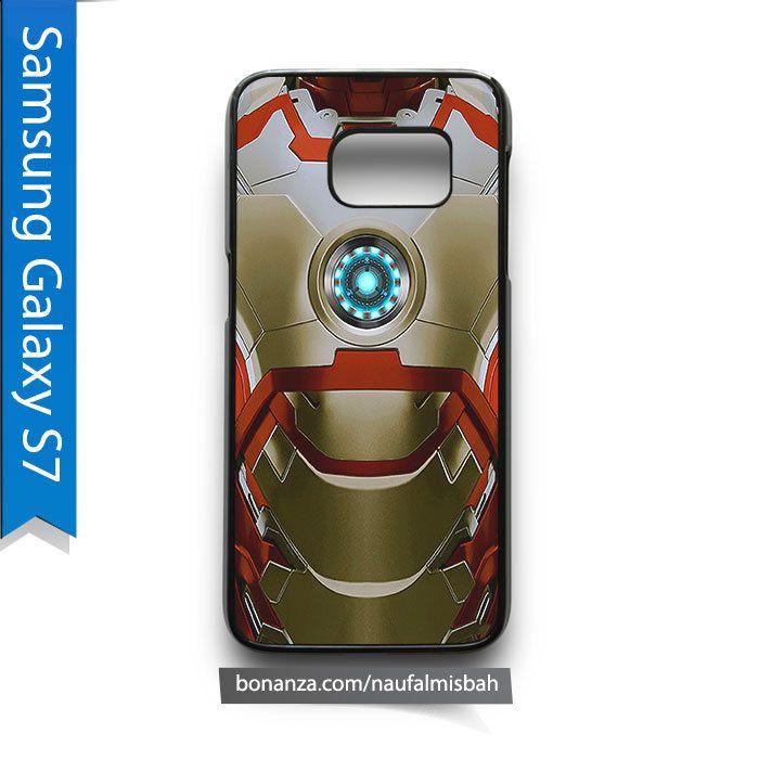 Iron Man Body Armor Samsung Galaxy S7 Case Cover