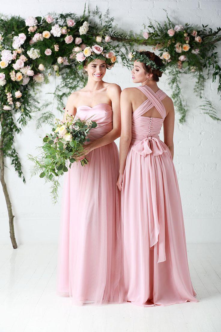 Perfecto Vestidos De Dama De Honor De Arándano Regalo - Colección de ...