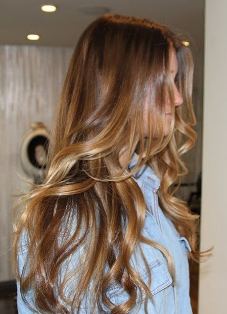 balayage highlights Brown Hair With Highlights – Get a new Hot Look!