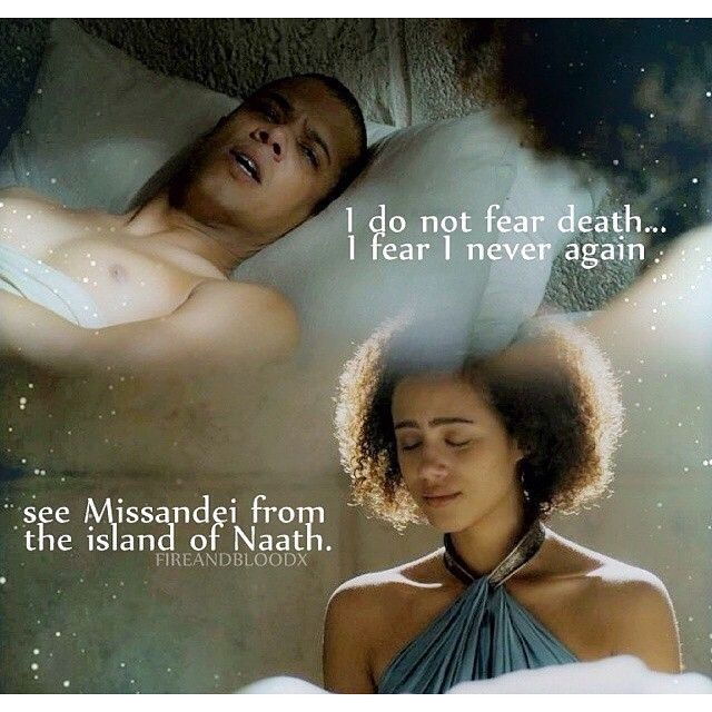 Game of Thrones(HBO): Grey Worm and Missandei  | Iconosquare – Instagram webviewer