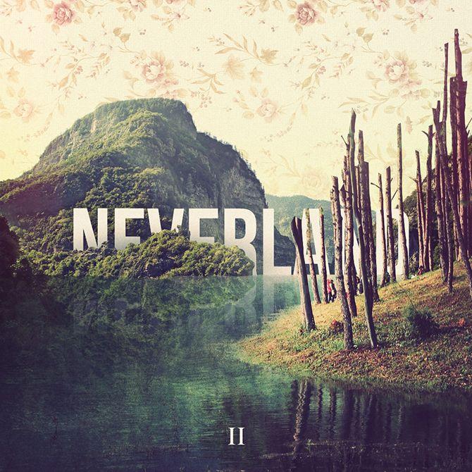 Neverland Vol 2 Ash White