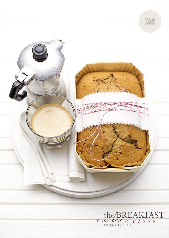 cake al caffè e mascarpone