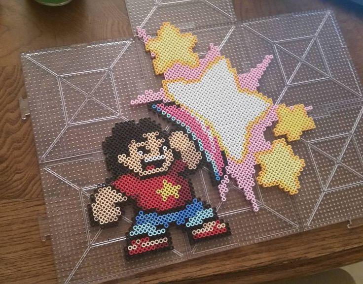 Steven Universe perler beads by manina_designs