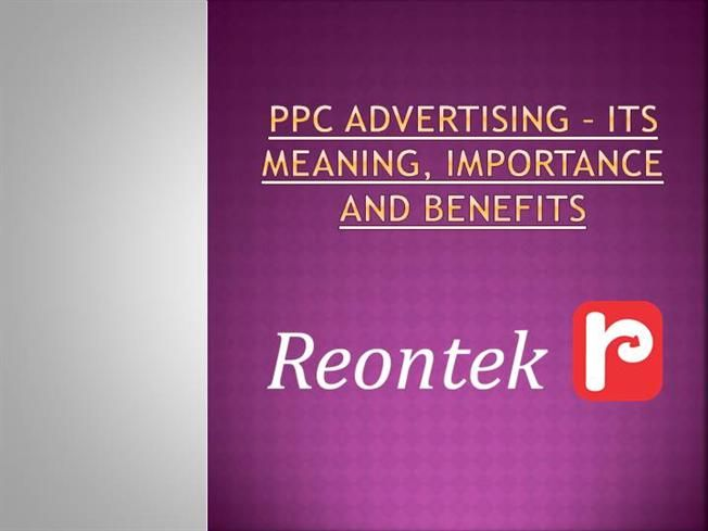 PPC standing for Pay Per Click , also known as CPC , which means Cost Per Click , is the fastest way to draw potential customers to your business/blog website. With the support of the tools like Google AdWords and Yahoo Search Marketing, you, the business owner, can display the ads in the sponsored section of the search result pages