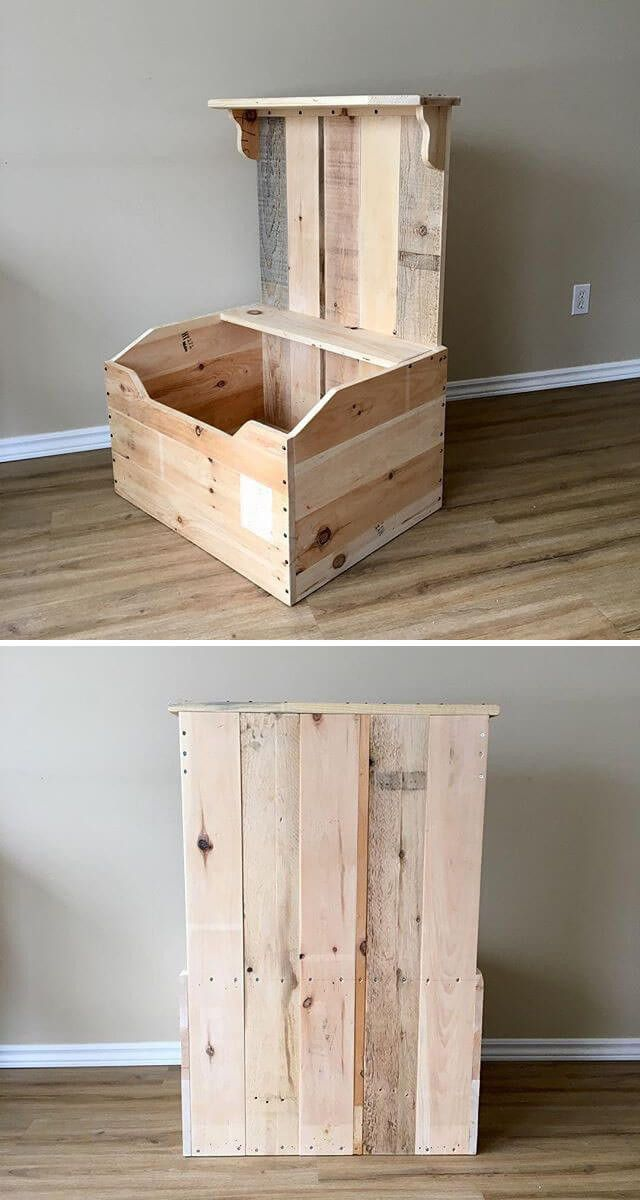 32 Best Pallet Furniture Cabinets And Wall Art Pallet Diy