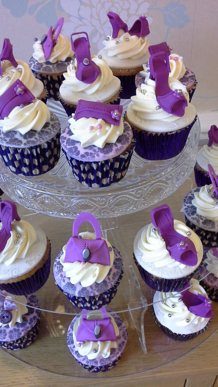 Cupcakes for the ladies