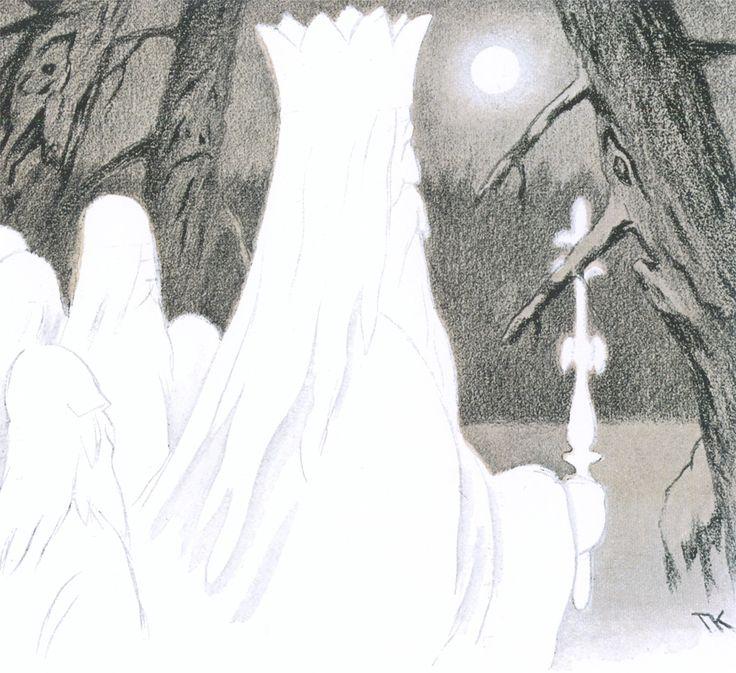 Vinterkveld.jpg (1092×1000) kittelsen