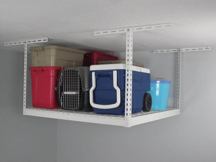 SafeRacks Overhead Storage Rack & Reviews | Wayfair