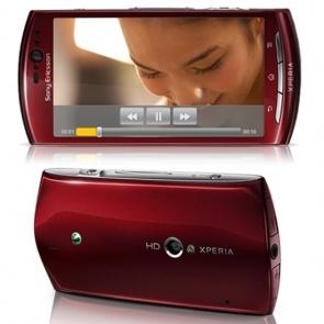 Sony Ericsson MT15I Neo Red