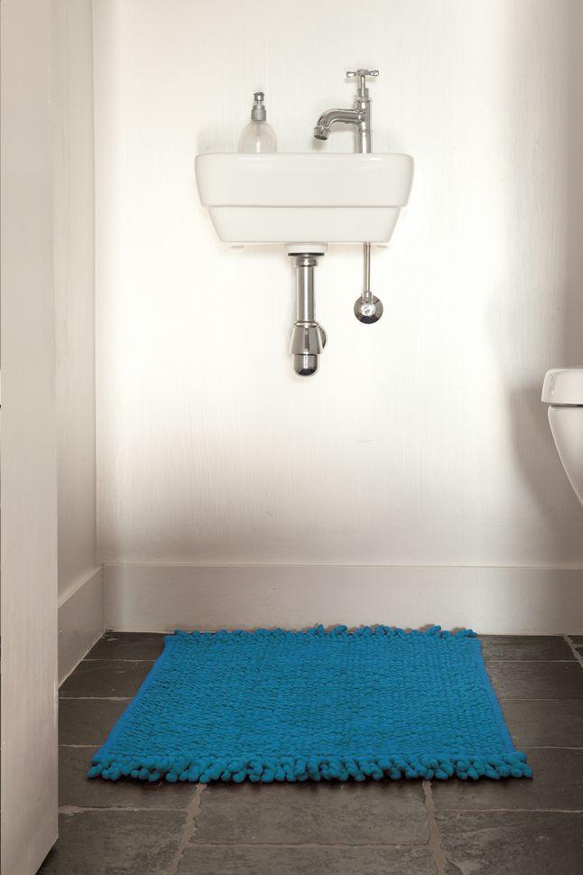 25 beste idee n over blauw witte badkamers op pinterest witte badkamerkasten blauw witte - Badkamer blauw ...