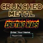CRUNCHED METAL DRIFTING WARS
