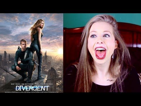 Divergent Movie Review and Discussion// This is exactly how I felt! I went into the movie theaters having kind of low expectations but this movie was almost as good as Catching Fire and that's saying a lot!