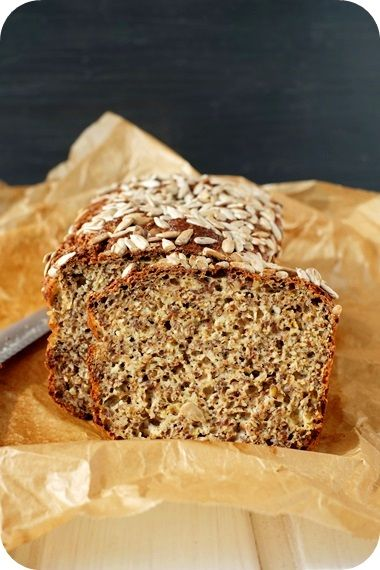 Low Carb-Brot