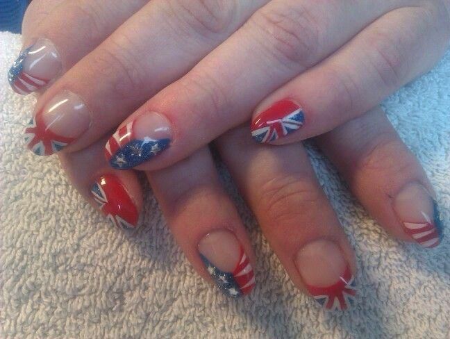 Vlag nagels
