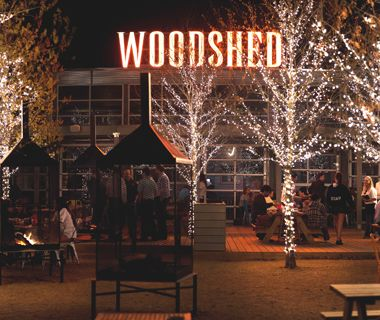 Woodshed Smokehouse In Ft Worth Texas Was Named One Of America S Best Outdoor