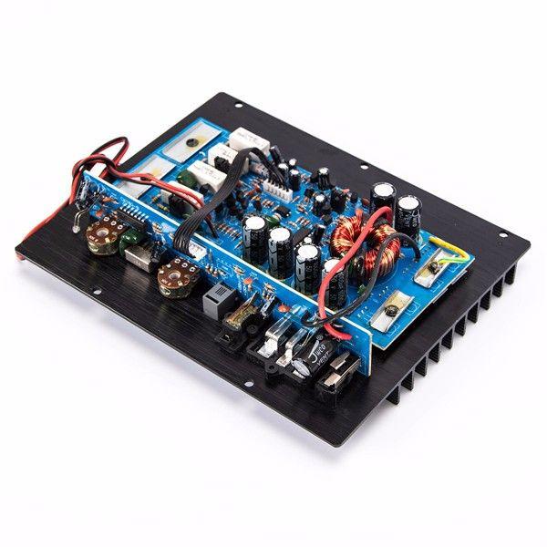 12V Subwoofer MP3 Decoding Amplifier Board for Car 10 Inch Speaker
