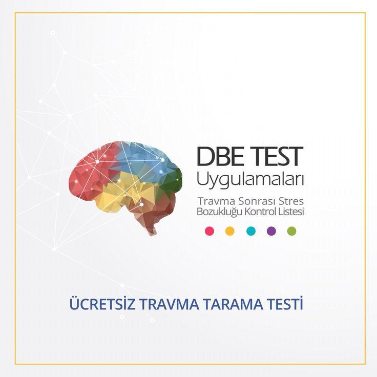 DBE'den sonucunu hemen alabileceğiniz #ücretsiz 'Travma Tarama Testi' apps.facebook.com/dbeptsd/ #test #uygulama #travma