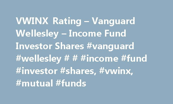 VWINX Rating – Vanguard Wellesley – Income Fund Investor Shares #vanguard #wellesley # # #income #fund #investor #shares, #vwinx, #mutual #funds http://lesotho.nef2.com/vwinx-rating-vanguard-wellesley-income-fund-investor-shares-vanguard-wellesley-income-fund-investor-shares-vwinx-mutual-funds/  # Important legal information about the email you will be sending. By using this service, you agree to input your real email address and only send it to people you know. It is a violation of law in…