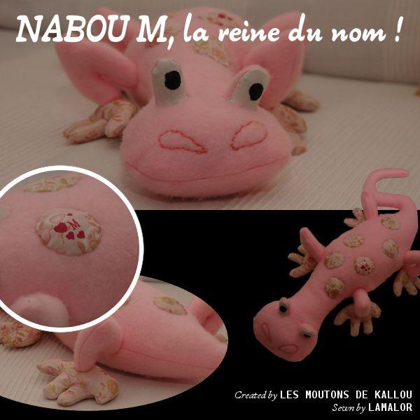 Nabou M Au Gré Du Coton