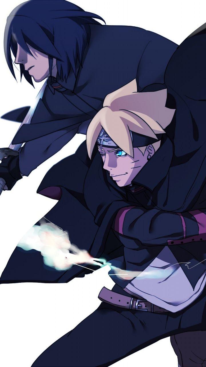 Anime Boyes Boruto Uzumaki Sasuke Uchiha 720x1280 Wallpaper Anime Naruto Shippuden Anime Naruto And Sasuke Wallpaper