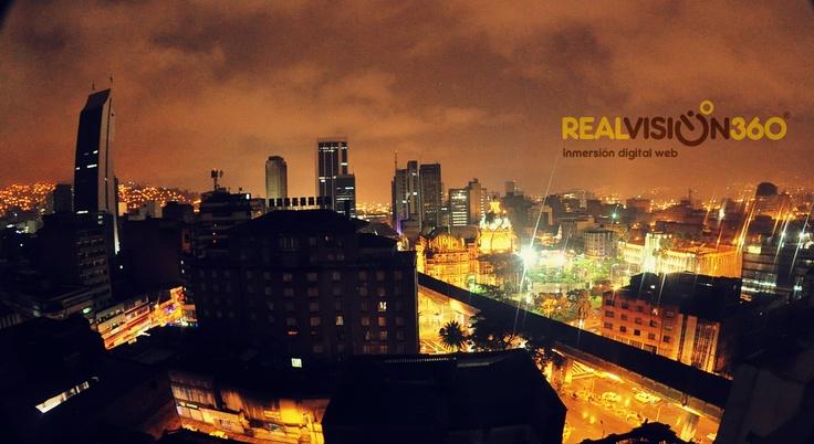 Medellín y su encanto nocturno