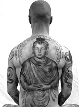 Being tattooed is certainly not the only way I truly inhabit my body; Zen Buddhist practice—especially zazen—and ...