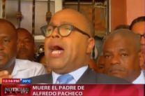 Fallece El Padre De Alfredo Pacheco #Video