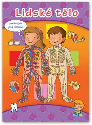 Lidské tělo – podívej se pod okénko! (jednodušší)